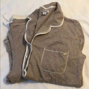 Cozy DKNY Women's Pajamas, Size M